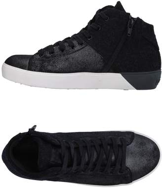 Leather Crown High-tops & sneakers - Item 11309349KK