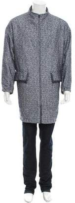 Opening Ceremony Oversize Tweed Jacket w/ Tags