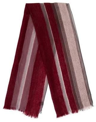 Loewe Wool striped Scarf