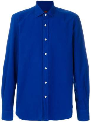 Piombo Mp Massimo classic long-sleeve shirt