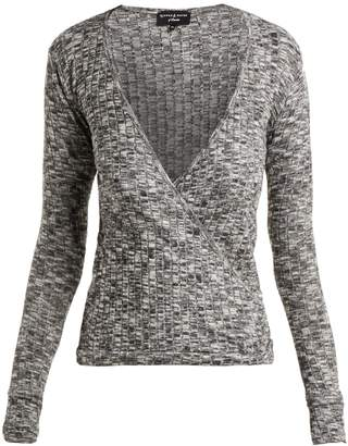 PEPPER & MAYNE Grace ballet wrap top