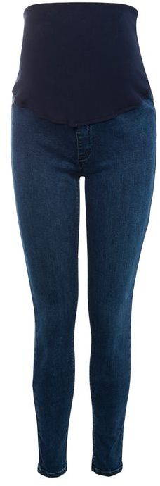 TopshopTopshop Maternity indigo joni jeans