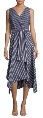 Lafayette 148 New York Demitria Striped Dress