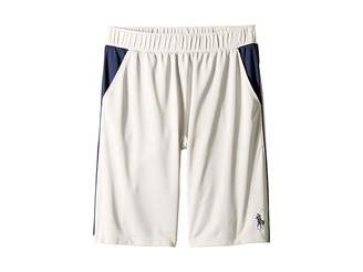 Polo Ralph Lauren Color Blocked Performance Shorts (Big Kids)