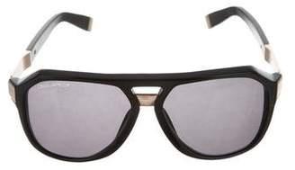 DSQUARED2 Oversize Aviator Sunglasses