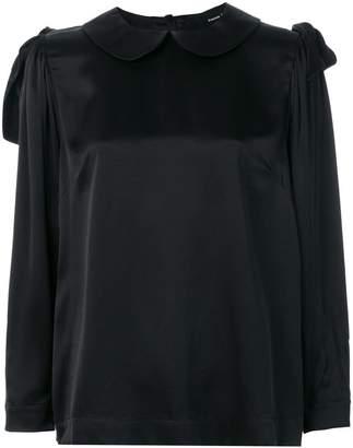 Simone Rocha peter pan collar blouse