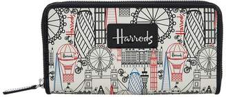 Harrods Balloons And Bicycles Wallet