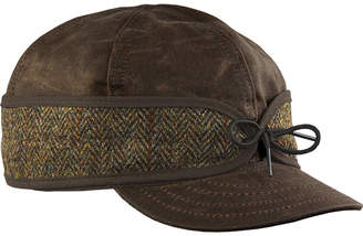 0edb7ebc542d8 Stormy Kromer The Waxed Cap with Harris Tweed