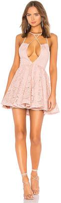 Michael Costello x REVOLVE Morning After Mini Dress