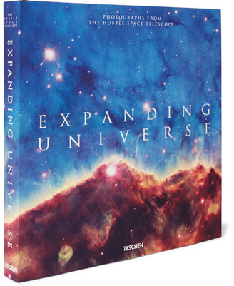 Expanding The Universe: Photographs From The Hubble Telescope Hardcover Book