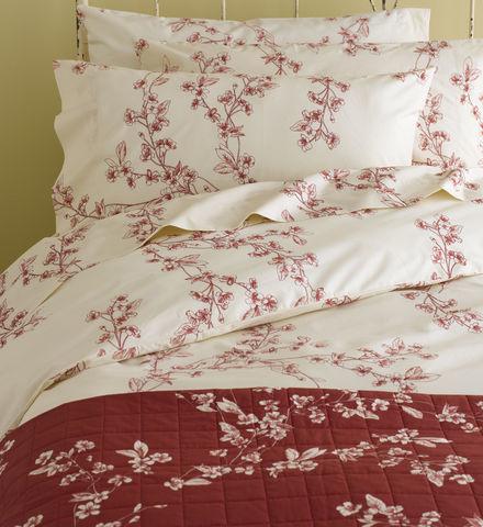 Organic Cotton Fiore Sheet Set