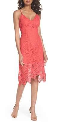 BB Dakota Rylee Sleeveless Lace Dress