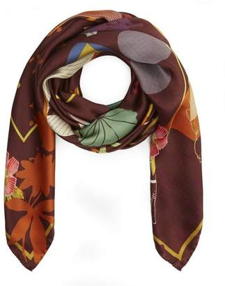 76fc3b460 Camilla And Marc Heti's Colours Marisa Silk Scarf