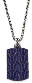 John Hardy Classic Chain Collection Pendant Chain Necklace