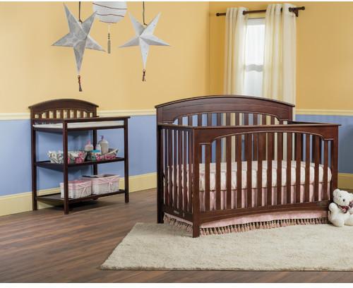 Child CraftChild Craft Stanford 4-in-1 Convertible 2 Piece Crib Set