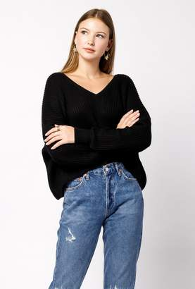 Azalea V-Neck Sweater