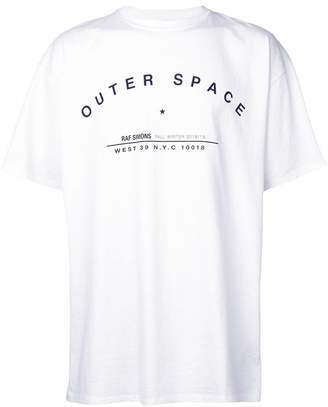 Raf Simons Outer Space T-shirt