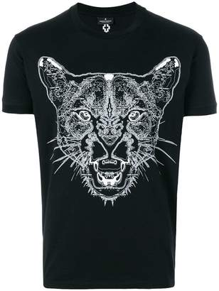 Marcelo Burlon County of Milan printed cheetah T-shirt