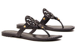 Tory Burch Miller Sandals, Leather