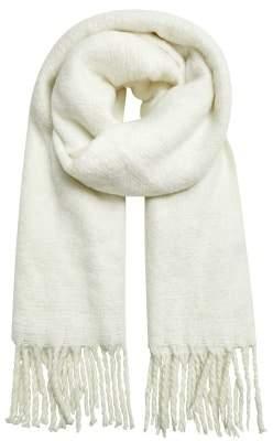 MANGO Knit maxi scarf