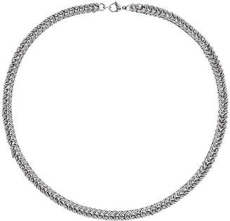 FINE JEWELRY Mens Stainless Steel Chain Necklace