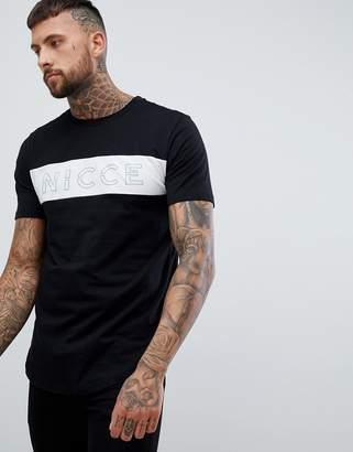 Nicce London colt logo t-shirt