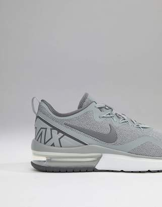 Nike Running Air Max Fury Sneakers In Grey AA5739-004