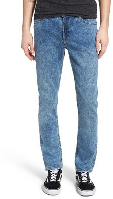 Men's Cheap Monday Sonic Skinny Fit Jeans $90 thestylecure.com
