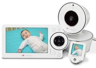 """PROJECT NURSERY 5"""" High Definition Baby Monitor System with 1 1/2"""" Mini Monitor"""
