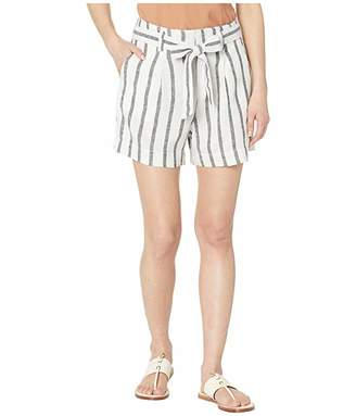 Sanctuary Inland Sashed Linen Shorts