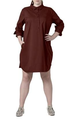 Universal Standard Rubicon Shirtdress