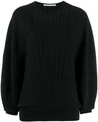 Agnona ribbed knit sweater