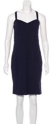 Diane von Furstenberg Knee-Length Bustier Dress