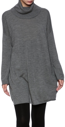 Eileen Fisher Turtleneck Tunic $360 thestylecure.com