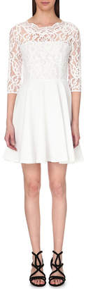 Claudie Pierlot Rhodes crepe dress