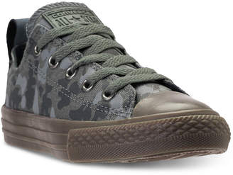 Converse Little Boys' Chuck Taylor All Star Ox Camo Casual Sneakers from Finish Line
