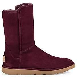 UGG Women's Abree II Short Suede Boots