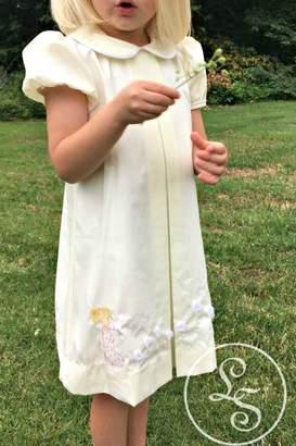 Lullaby Set Dandelion Embroidered Dress