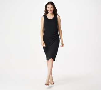 Belle By Kim Gravel Belle by Kim Gravel Lovabelle Lounge Ruched Dress