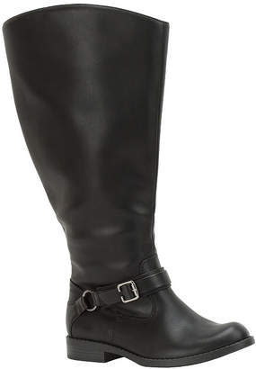 Easy Street Shoes Quinn Plus Plus Womens Riding Boots