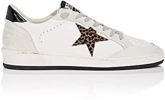 Golden Goose Women's Ball Star Leather Sneakers - White
