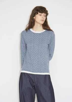 A.P.C. Hologram Extra Fine Merino Wool Sweater