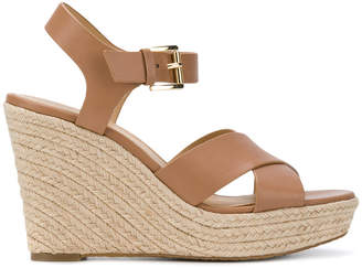 MICHAEL Michael Kors Kady wedge sandals