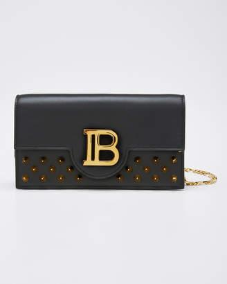 Balmain BB Smartphone Case Crossbody Bag