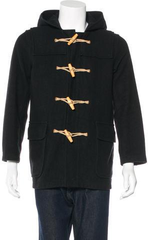 Margaret HowellMargaret Howell Wool Toggle Jacket