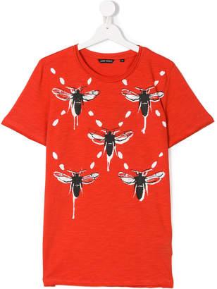 Antony Morato Junior TEEN flying insects T-shirt