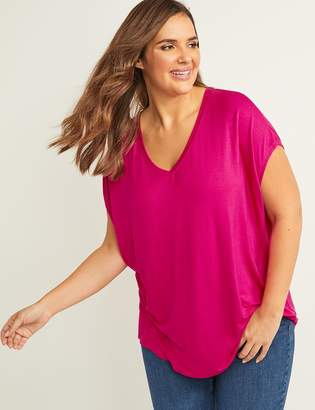 85b4082720a54 Plus Size High Low Shirt For Women - ShopStyle