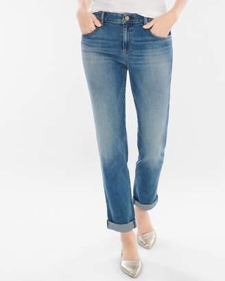 Platinum Boyfriend Jeans