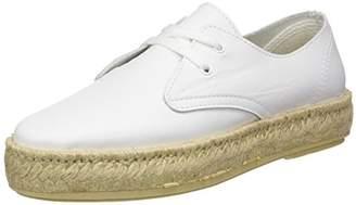 Rondinaud Women D-E17-SERRE Trainers White Size: