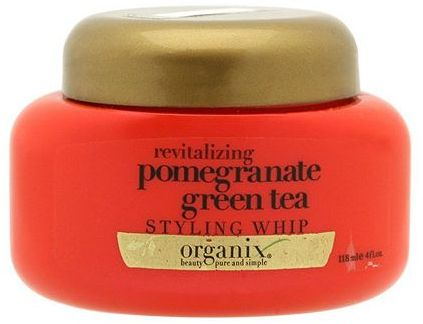 Organix Pomegranate Green Tea Styling Whip